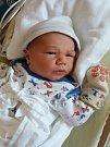 Tadeáš Mejsnar (3930g, 53cm) se narodil rodičům Janě a Tomáši Mejsnarovým 2. srpna 2016 v 9:18 ve FN nemocnici Lochotin v Plzni.