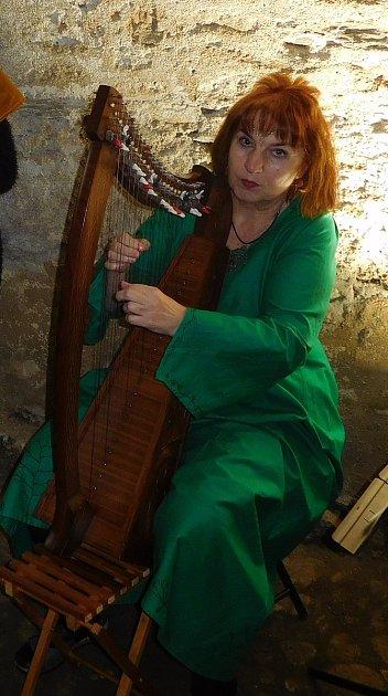 Stanislava Šmahelová.