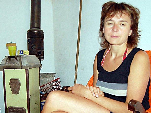 Místopředsedkyně Občasnkého sdružení Komunita Noe Hana Plavcová (na snímku) říká: Pomoc mladým lidem je pro nás prioritou.