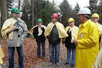 Stříbrští a plánští horníci se účastnili hornických oslav v německém Neuenburgu.