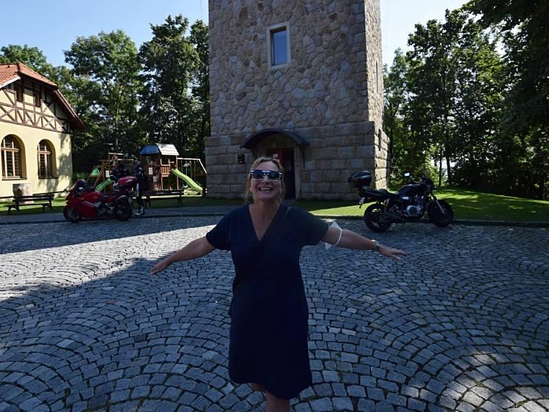 Monika Šavlová z Tachovska se vydala na výlet do Kutné Hory.