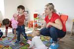 Rodinné centrum ve Stříbře představilo nové prostory při Dnu otevřených dveří.