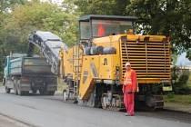 V Boru se naplno rozeběhla rekonstrukce tamní Nádražní ulice. Veškeré opravy by měly být dokončeny do konce října letošního roku.