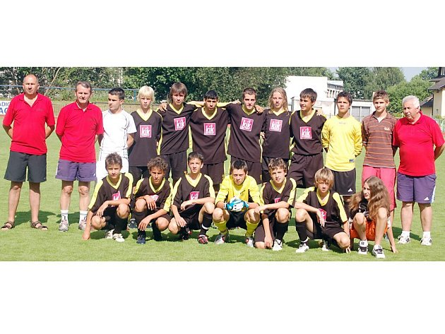 Fotbal– divize st. žáků: Derby husitských měst skončilo výhrou domácího týmu 1:0