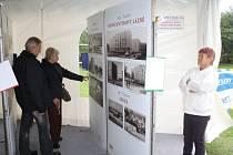 Výstava z historie výstavby panelových domů