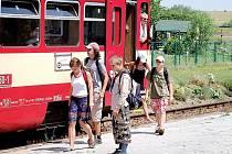 Na některých tratích Tachovska už nepotkáte průvodčího. Ilustračné foto.