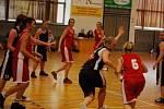 Tachovské basketbalistky vyhrály s J. Aš a dokončily přebor bez jediné porážky