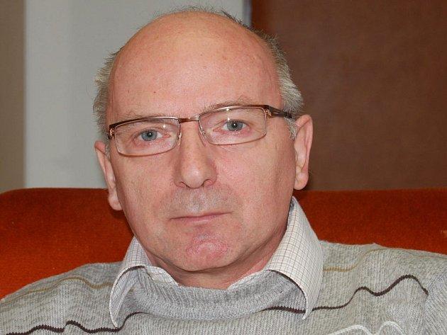 Starosta Halže František Čurka