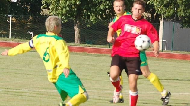 Přípravný fotbal: Baník Stříbro – Sokol Město Touškov 5:0 (4:0)