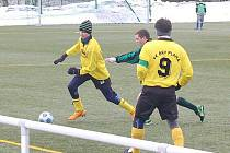 Fotbal: S. Lom – R. Trstěnice 5:5