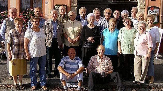 Po šedesáti letech se ve Stříbře