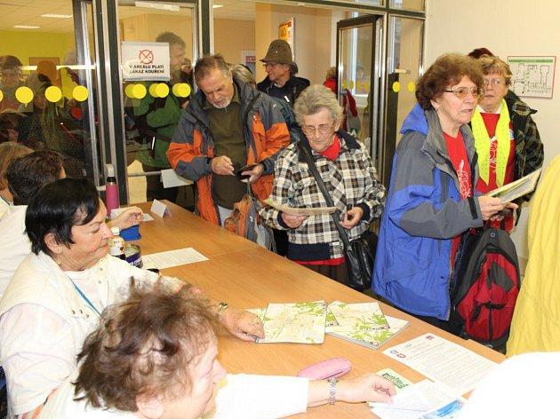 Zázemí našli účastníci setkání v areálu Mže v Tachově.