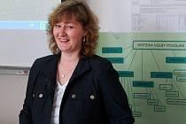PORADENSKÝ DEN se konal v pondělí v Tachově, za účasti Karin Hartungové z Evropské služby zaměstnanosti Eures.