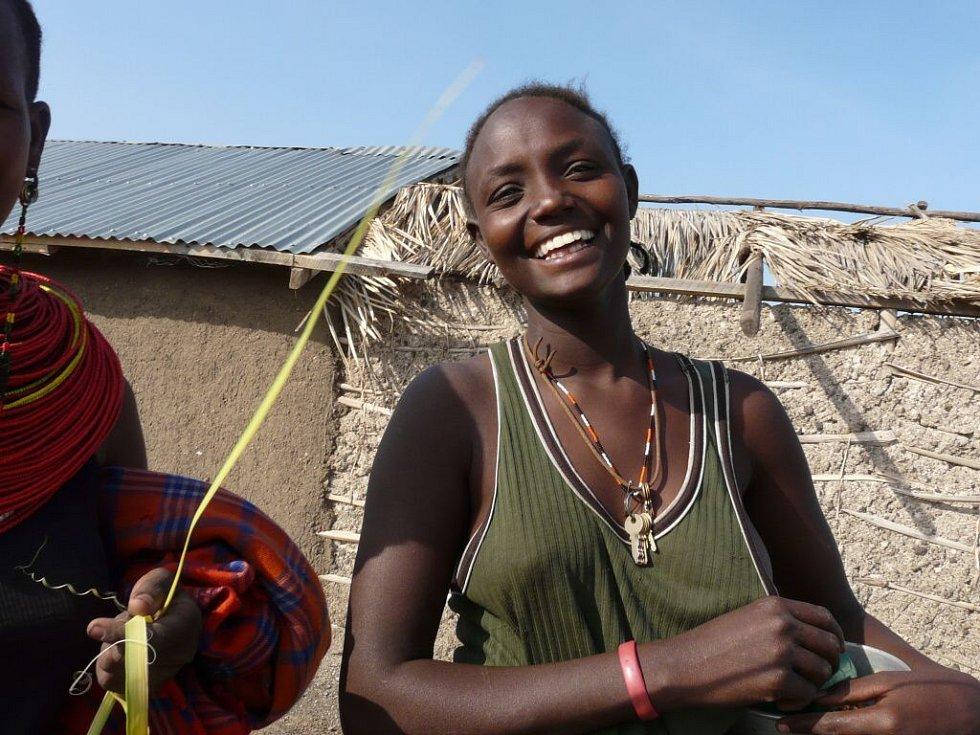 Fotografie z cest po Africe, jak ji zachytil tachovský cestovatel.