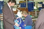 Čtyřicet let se v Tachově vyrábějí formy pro vstřikování plastů.