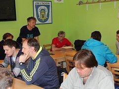 Seminář rozhodčích v Lomu u Tachova.