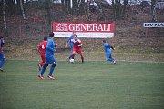 Fotbalisté Studánky byli i v posledním kole druhé třídy úspěšní, vyhráli nad Borem 2:0.