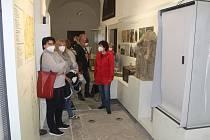 Nová muzejní expozice.