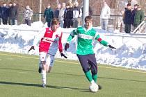 FK Tachov - Slavia Praha U19 2:1 (0:1).