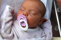 Amálie Peričková se narodila 23. února v 9:28 mamince Iloně a tatínkovi Martinovi z Bezdružic. Po příchodu na svět v plzeňské FN na Lochotíně vážila jejich prvorozená dcerka 3200 gramů.