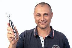 Jan Vavřička a cena Aeronautilus za nejlepší sci-fi web.