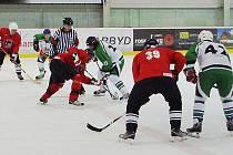 Hokej: HC Chotíkov B - HC Stříbro