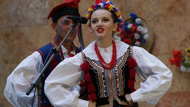 22. Mezinárodní folklorní festival CIOFF® Plzeň 2018, zahájení v Konstantinových Lázních.