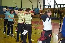 Na Mistrovství České republiky v lukostřelbě byli také Tachované