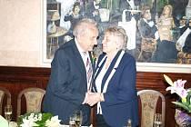 Manželé Vimrovi jsou svoji už pětašedesát let