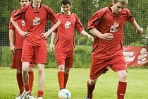 Oddíly z okresu jsou účastníky akce Kopeme za fotbal, kterou sponzoruje Gambrinus.