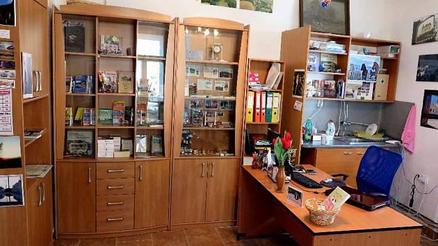 Město Černošín se může chlubit fungujícím infocentrrem i muzeem. Informační centrum teď nyní získalo cenu návštěvníků.