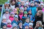 Podzimní akci pro rodiče i děti, která se stala už tradicí, uspořádali ve čtvrtek v mateřince Prokopa Velikého v Tachově.