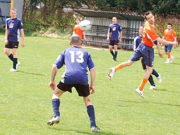 Fotbal: Stráž B – Milíře 2:1