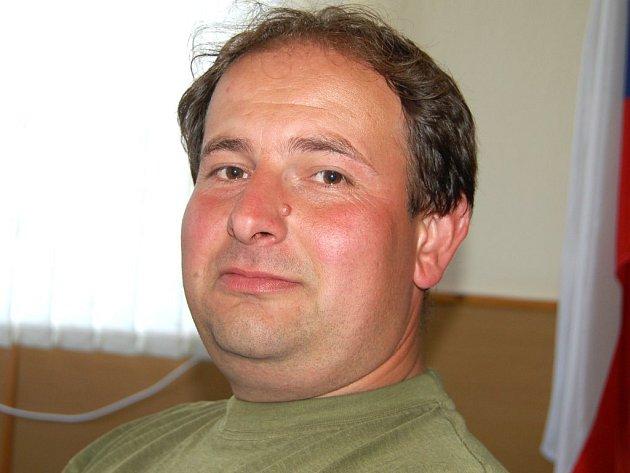 Cebivský podnikatel Jaroslav Krajíc