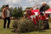Pohádkové bytosti soutěžily v Cebivi