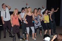 Studenti tachovského gymnázia pořádali tradiční akci v tachovském kině Mže