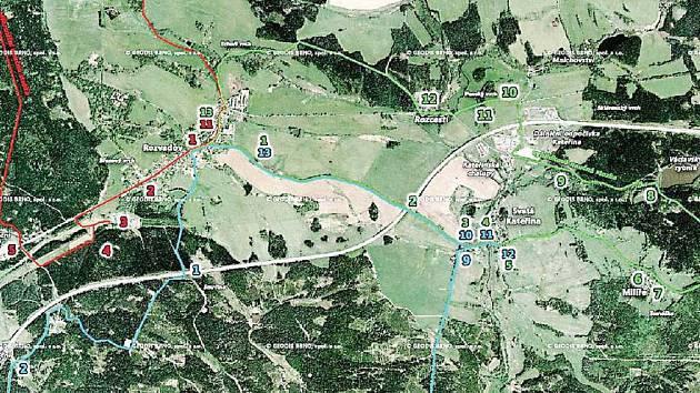 Tři nové trasy mají vzniknout v okolí Rozvadova. Skoro padesát kilometrů pomůže turistům poznat krásy a taje příhraničí. Slavnostní otevření se plánuje na polovinu června.
