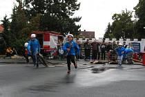 V Chodovaru se konaly hasičské závody