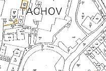 Mapa Tachova bude od listopadu už jen digitální