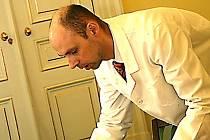 Kantor Petr Křížek bohužel neuspěl v celorepublikovém finále soutěže Zlatý Ámos.