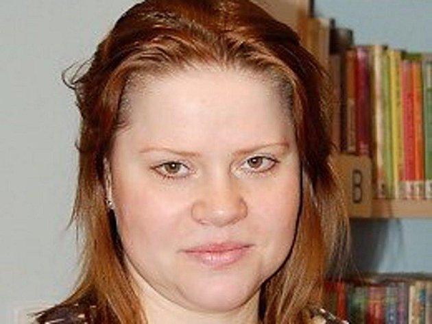 Milena Nová, vedoucí MKS Planá
