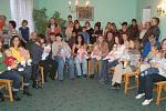 Devět nových občánků přivítali ve Starém Sedlišti.