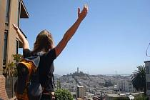 Poznávání Alcatrazu a města San Francisca