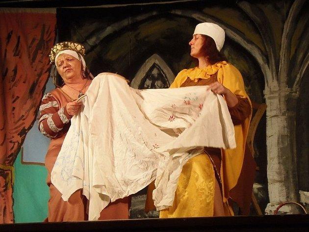 Stříbrský divadelní spolek Divoch oslavil dvacáté narozeniny.