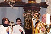 U příležitosti 125. výročí Borských tezí se v chrámu svatého Mikuláše uskuteční také Mše svaté.
