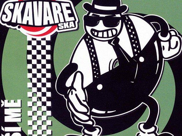 Obal debutového alba Skavare