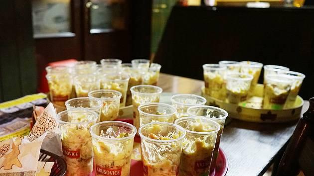 Další ročník soutěže o nejlepší bramborový salát je minulostí.