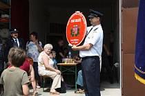 Dobrovolní hasiči ve Starém Sedlišti slavili 130. výročí svého založení