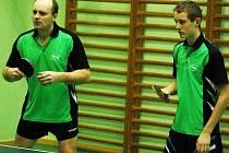 Stolní tenis-play off 3. ligy: Semifinále – S. Bor Eissmann – S. Plzeň V 5:9