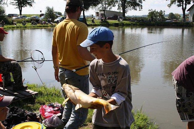Rybářské závody v Kyjově